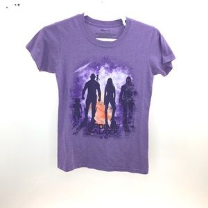 Guardians of the Galaxy shirt size M
